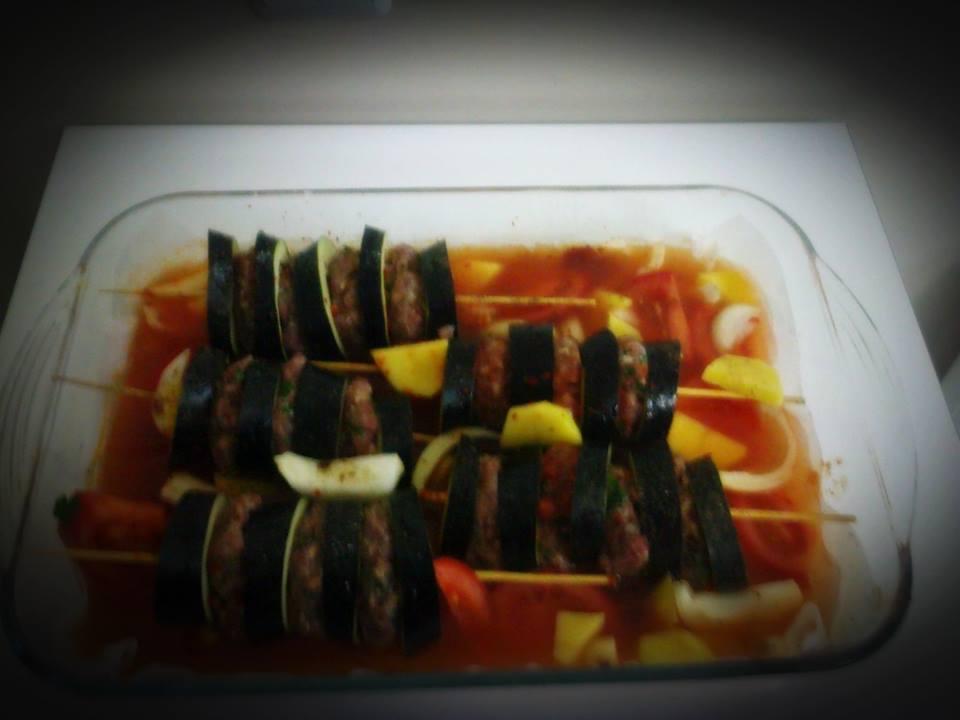 fırında patlıcan kebabı1