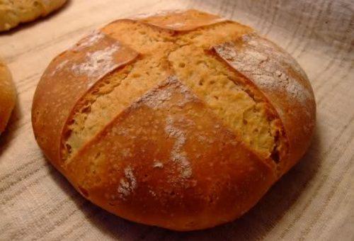 Evde Fırında Ekmek Yapımı