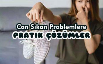 Can Sıkan Problemlere Pratik Çözümler