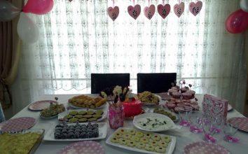 Berra'nın Doğum Günü Masası