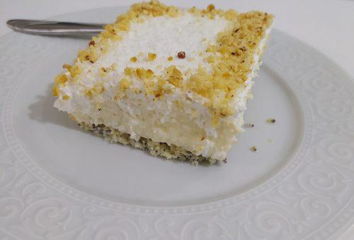 Haşhaşlı Pasta