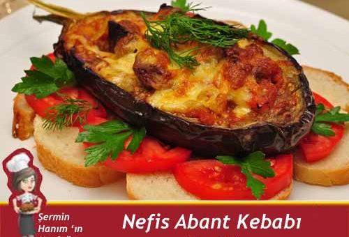 Abant Kebabı Tarifi.
