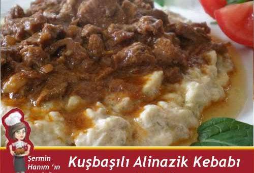 Kuşbaşılı Alinazik Kebabı Tarifi