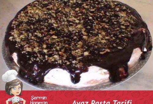 Avaz Pasta Tarifi