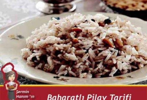 Baharatlı Pilav Tarifi