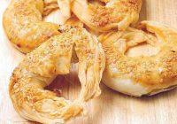 Ispanaklı Bilezik Böreği
