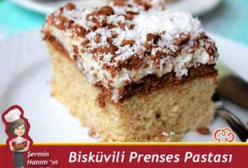 Bisküvili Prenses Pastası Tarifi