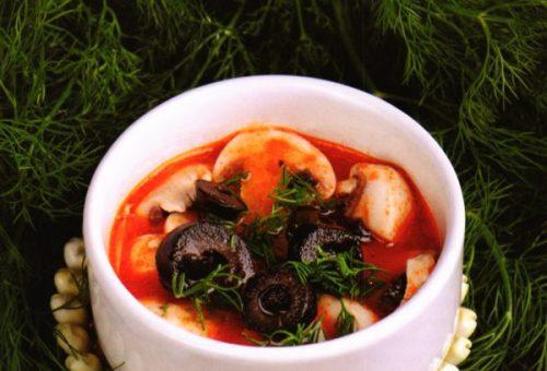 Solianka Çorbası