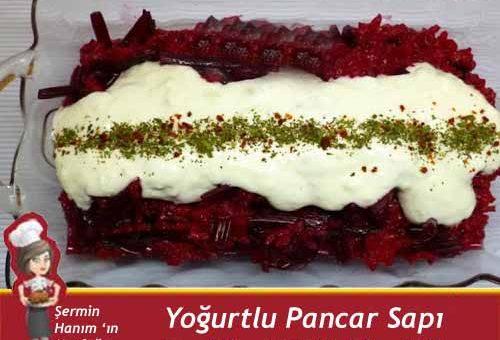 Yoğurtlu Pancar Sapı Yemeği Tarifi