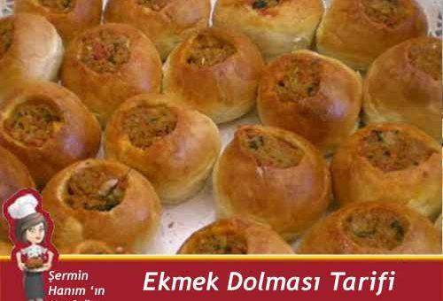 Ekmek Dolması Tarifi.