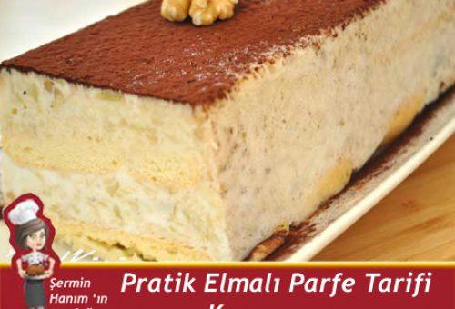 Elmalı Parfe Tarifi