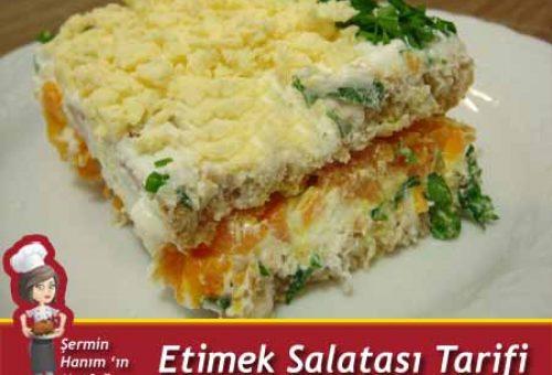 Etimek Salatası Tarifi