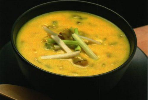 Sütlü Lahana Çorbası