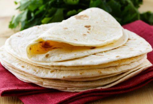 Mısır Unlu Tortilla