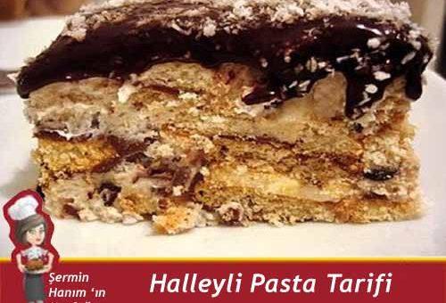Halleyli Pasta Tarifi