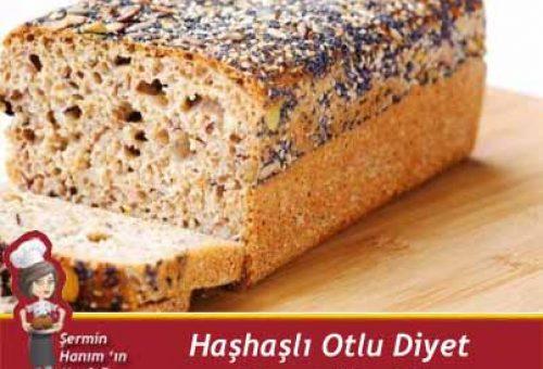 Haşhaşlı Otlu Ekmek Tarifi