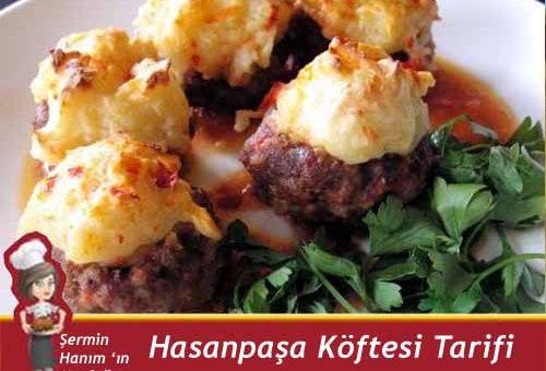 Hasan Paşa Köftesi Tarifi