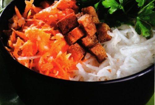 Havuç-Turp Salatası