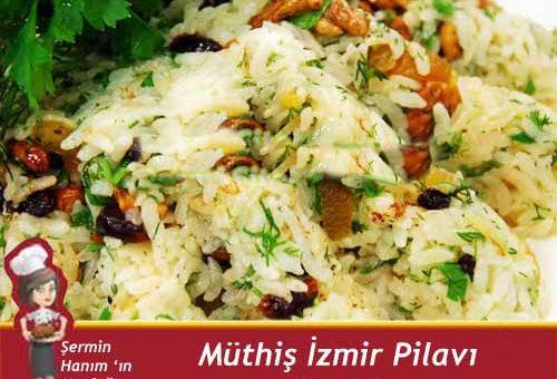 İzmir Pilavı Tarifi