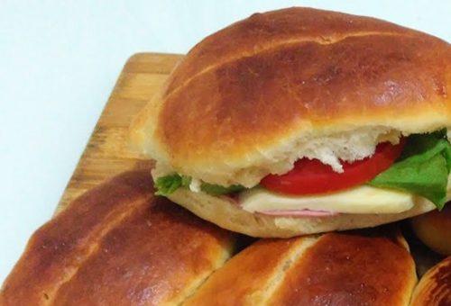Mayalı Sandviç Ekmeği