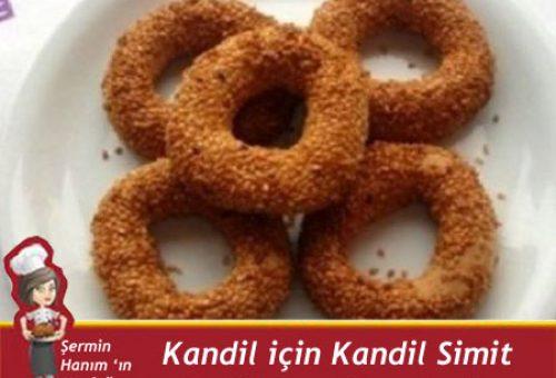 Kandil Simiti Tarifi