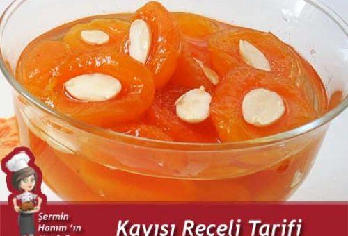 Kayısı Reçeli Tarifi