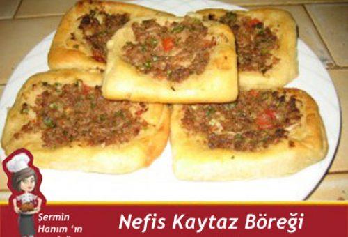Antakya Mutfağından Kaytaz Böreği Tarifi.