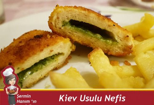 Kiev Usulü Tavuk Tarifi
