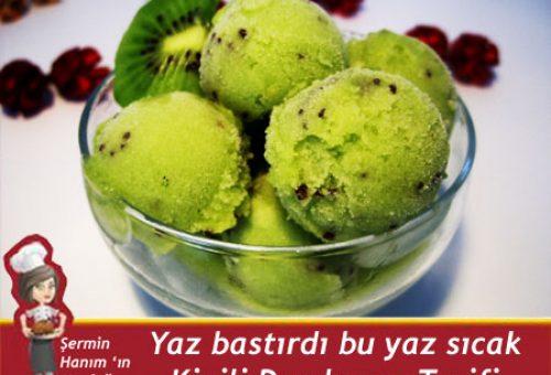 Kivili Dondurma Tarifi