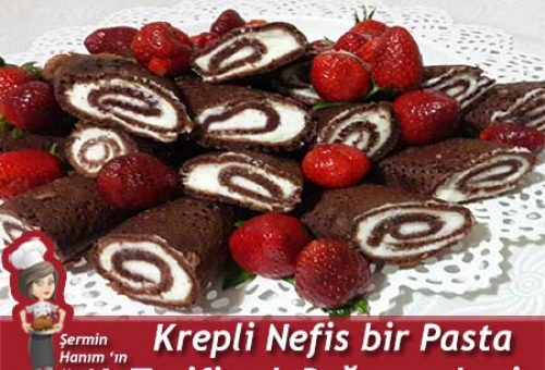 Krep Pasta Tarifi