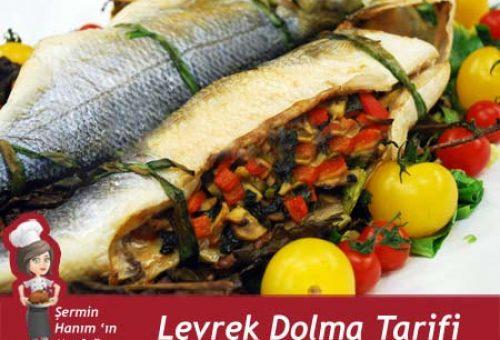 Levrek Dolma Tarifi