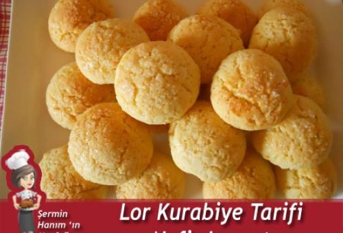 Lor Kurabiye Tarifi