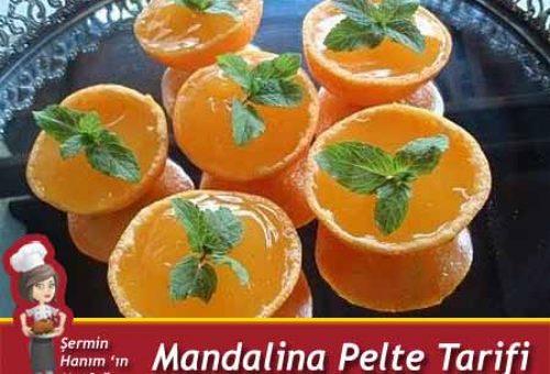 Mandalina Pelte Tarifi