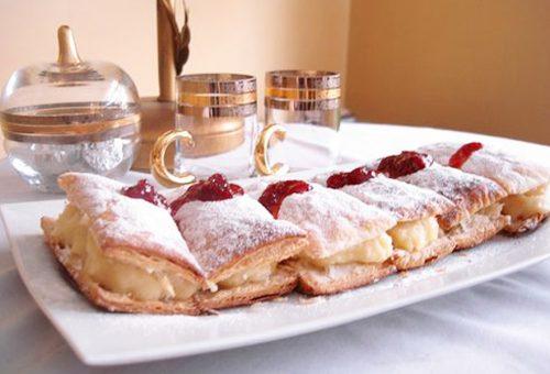 Milföy Dilim Pasta