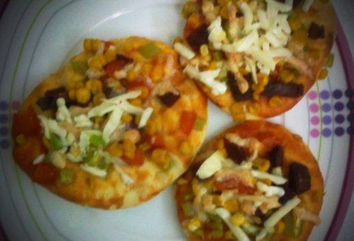 Mini Pizzacıklar