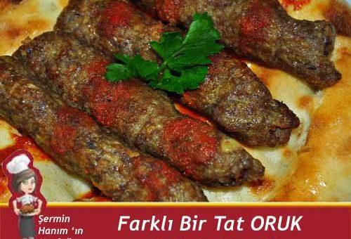Oruk Kebabı Tarifi
