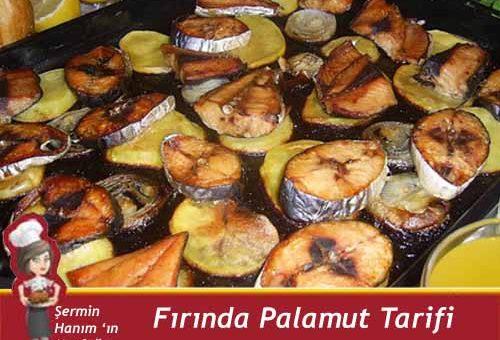 Fırında Palamut Tarifi