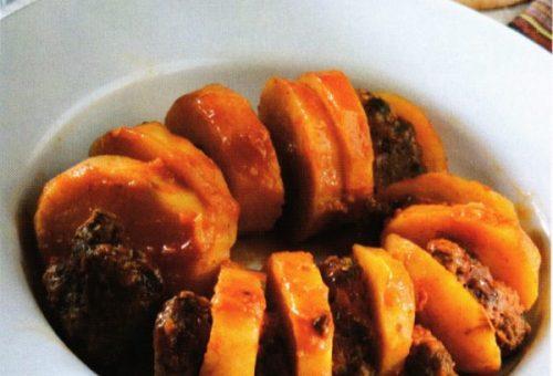Patates Dizmesi