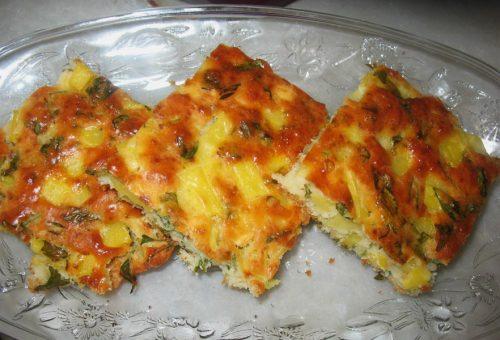 Pratik Patates Böreği