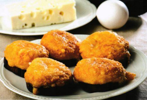 Peynirli Patlıcan