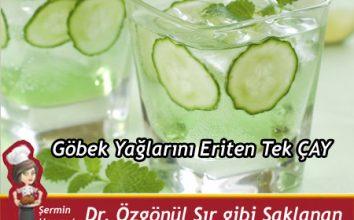 Mucize Salatalık Çayı