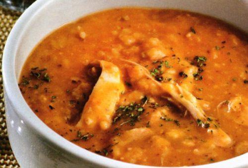 Sarımsaklı Çorba (Yılbaşı Çorbası)