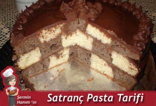 Satranç Pasta Tarifi.