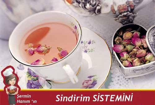 Sindirim Sistemini Hızlandıran Çay Tarifi