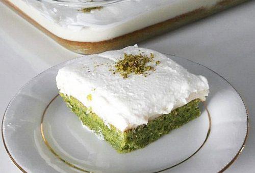 Pratik Ispanaklı Kek