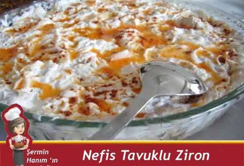 Tavuklu Ziron Tarifi