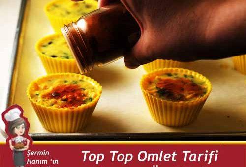 Top Top Omlet Tarifi