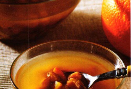 Portakallı Üzüm Hoşafı