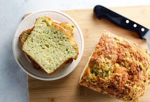 Dereotlu Ekmek