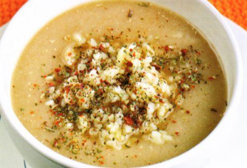 Alişka Çorbası